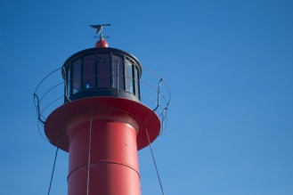 Monomoy Light, closeup