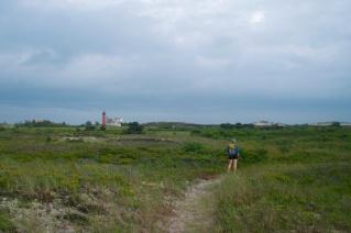 Lighthouse approach