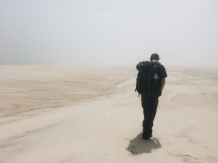 Wandering the mists